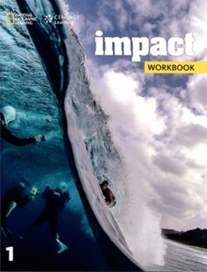 Picture of IMPACT 1 WB - AMERICAN - 1ST ED