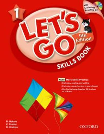 Picture of LETS GO 1 SKILLS BOOK PACK - 4TH ED