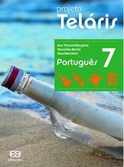 Picture of PROJETO TELARIS - PORTUGUES - 7º ANO - 2º ED