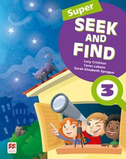 Picture of SUPER SEEK AND FIND 3 SB AND DIGITAL PACK - 2ND ED