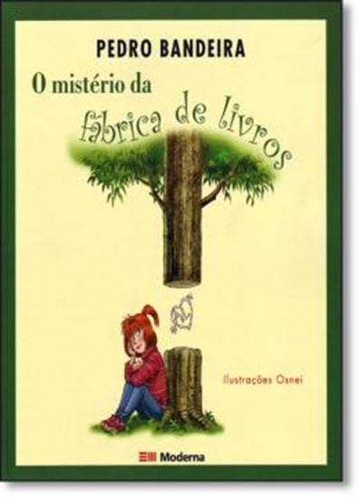 Picture of MISTERIO DA FABRICA DE LIVROS, O