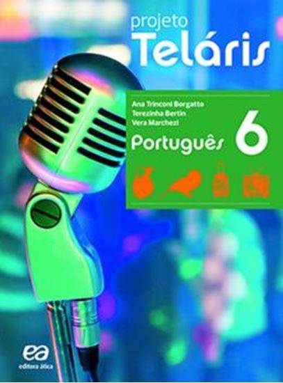 Picture of PROJETO TELARIS - PORTUGUES - 6º ANO - 2º ED