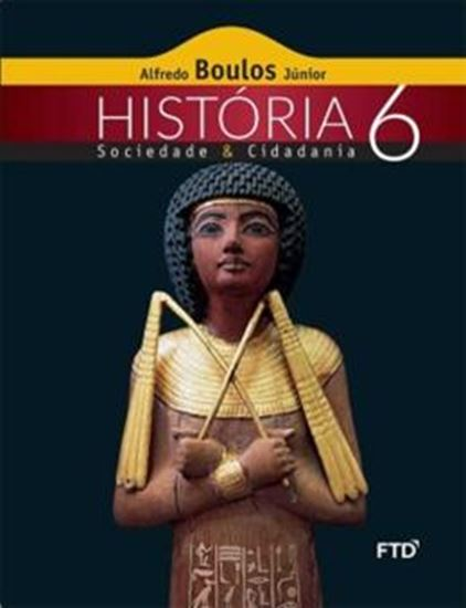 Picture of HISTORIA, SOCIEDADE & CIDADANIA - 6º ANO - CADERNO DE ATIVIDADES