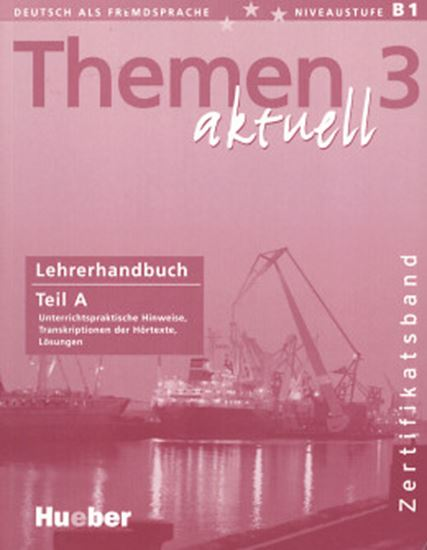 Picture of THEMEN AKTUELL 3A LEHRERHANDBUCH