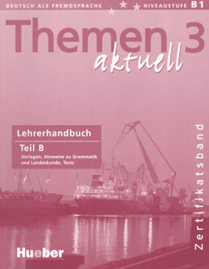 Picture of THEMEN AKTUELL 3B LEHRERHANDBUCH