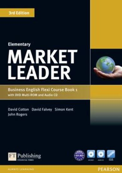 Picture of MARKET LEADER EXTRA ELEMENTARY A CB - 3RD ED