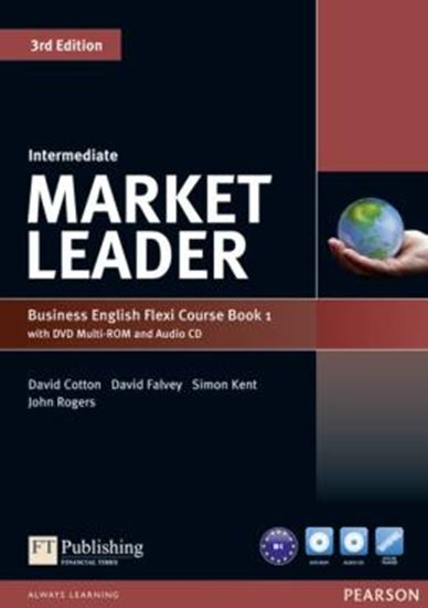 Picture of MARKET LEADER EXTRA INTERMEDIATE A CB - 3RD ED