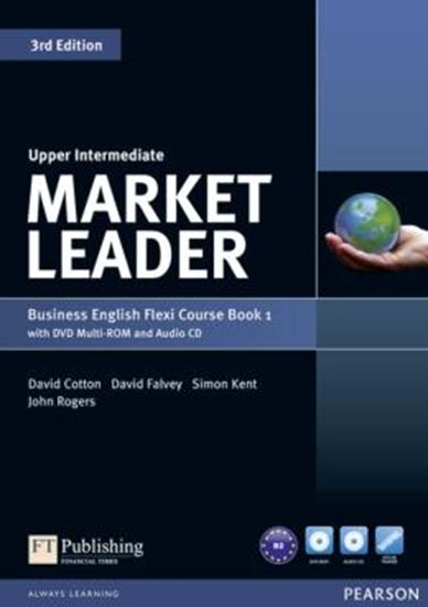 Picture of MARKET LEADER EXTRA UPPER INTERMEDIATE A CB - 3RD ED