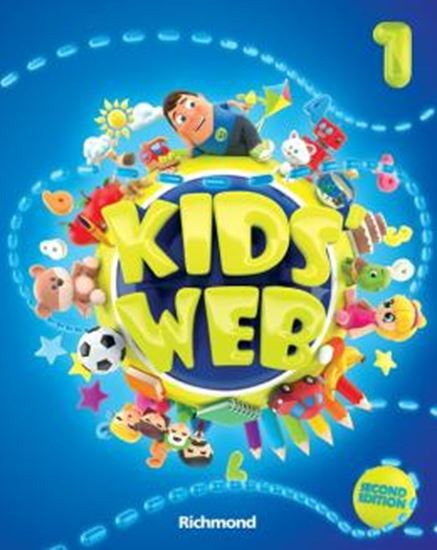 Picture of KIDS WEB 1 - LIVRO DO ALUNO + DVD-ROM + CD AUDIO - 2ND ED