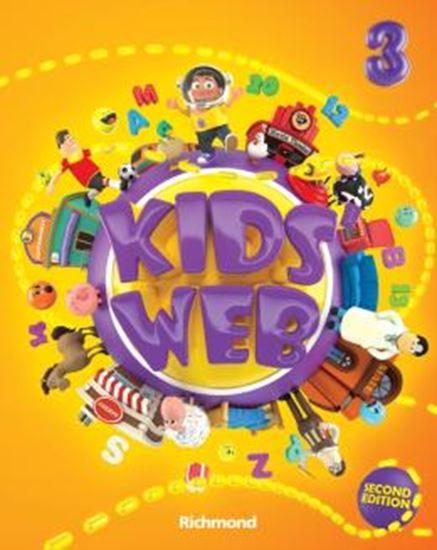 Picture of KIDS WEB 3 - LIVRO DO ALUNO + DVD-ROM + CD AUDIO - 2ND ED