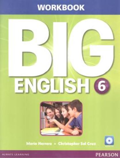 Picture of BIG ENGLISH 6 WORKBOOK WITH AUDIO CD - AMERICAN - 1ST ED