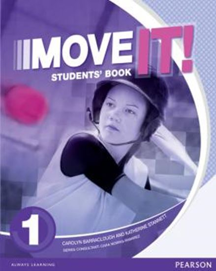 Picture of MOVE IT! 1 SB - 1ST ED