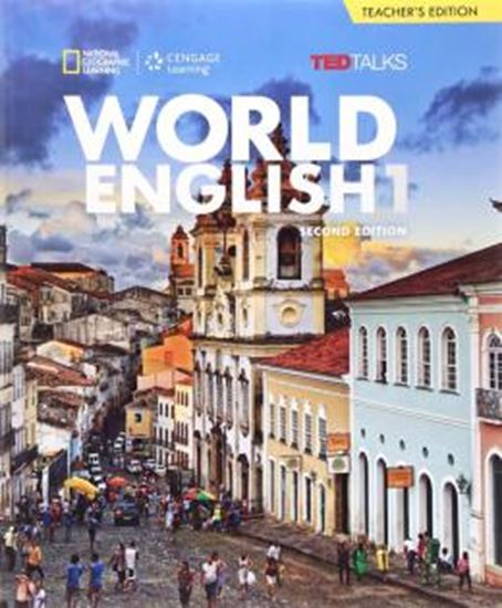 Picture of WORLD ENGLISH 1 TB - 2ND ED