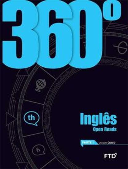 Picture of 360º INGLES - OPEN ROADS - PARTE 1 - VOL. UNICO