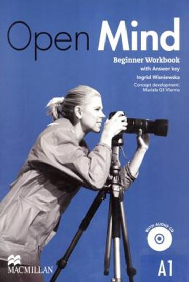 Picture of OPEN MIND BEGINNER WORKBOOK WITH CD AND KEY