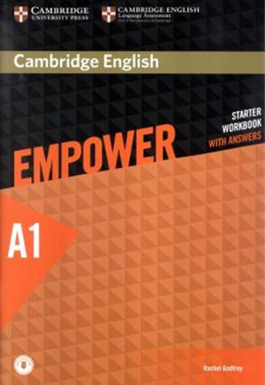 Picture of CAMBRIDGE ENGLISH EMPOWER STARTER WORKBOOK WITH ANSWERS - 1ST ED