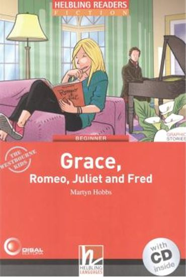 Picture of GRACE, ROMEO, JULIET AND FRED - WITH CD - BEGINNER