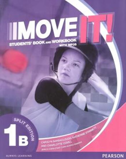 Picture of MOVE IT! 1B SB AND WB WITH MP3 - 1ST ED
