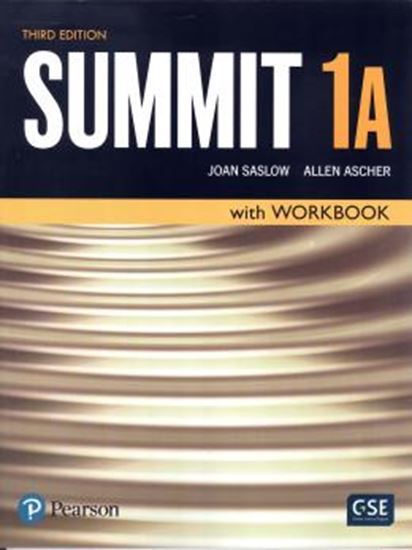 Picture of SUMMIT 1A STUDENT´S BOOK WITH WORKBOOK - 3RD ED
