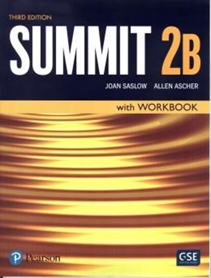 Picture of SUMMIT 2B STUDENT´S BOOK WITH WORKBOOK - 3RD ED