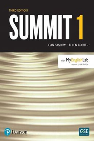 Picture of SUMMIT 1 SB WITH MYENGLISHLAB - 3RD ED