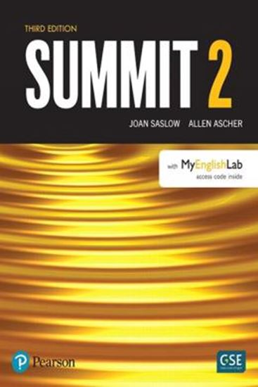 Picture of SUMMIT 2 SB WITH MYENGLISHLAB - 3RD ED