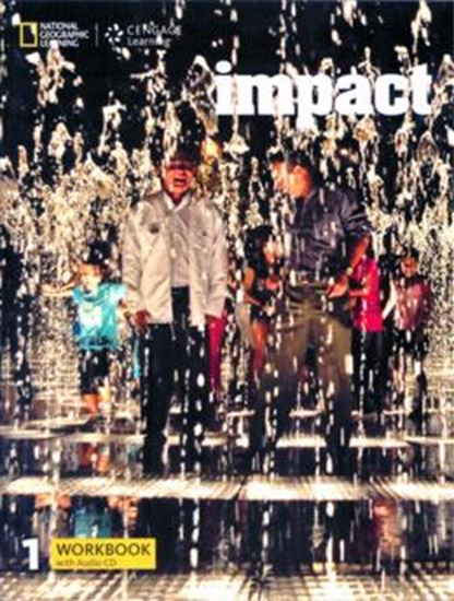 Picture of IMPACT 1 WORKBOOK - BRITISH