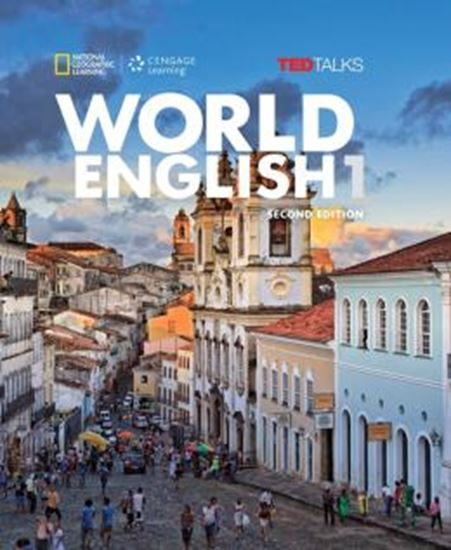 Picture of WORLD ENGLISH 1A COMBO SPLIT WITH CD-ROM - 2ND ED