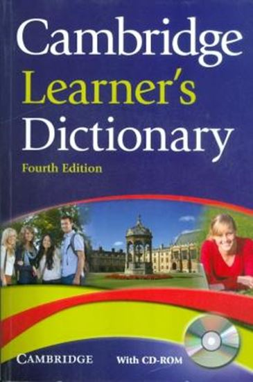 Picture of CAMBRIDGE LEARNERS DICTIONARY WITH CD-ROM - 4TH ED