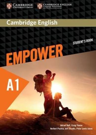 Picture of CAMBRIDGE ENGLISH EMPOWER STARTER STUDENT´S BOOK - 1ST ED