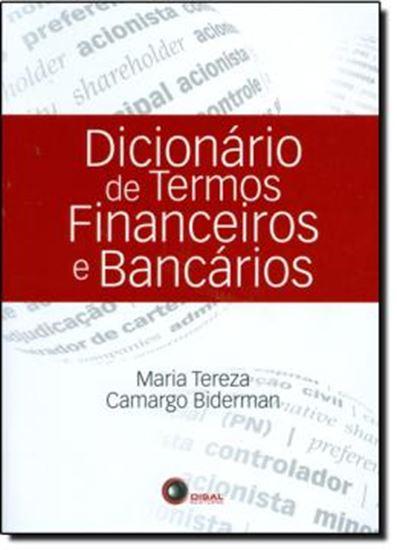 Picture of DICIONARIO DE TERMOS FINANCEIROS E BANCARIOS