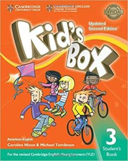 Picture of KIDS BOX AMERICAN ENGLISH 3 STUDENT´S BOOK - UPDATED 2ND ED