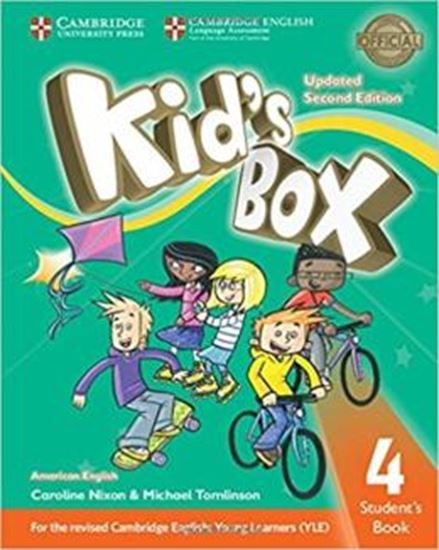 Picture of KIDS BOX AMERICAN ENGLISH 4 STUDENT´S BOOK - UPDATED 2ND ED