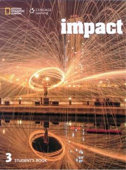 Picture of IMPACT 3 STUDENT´S BOOK - BRITISH