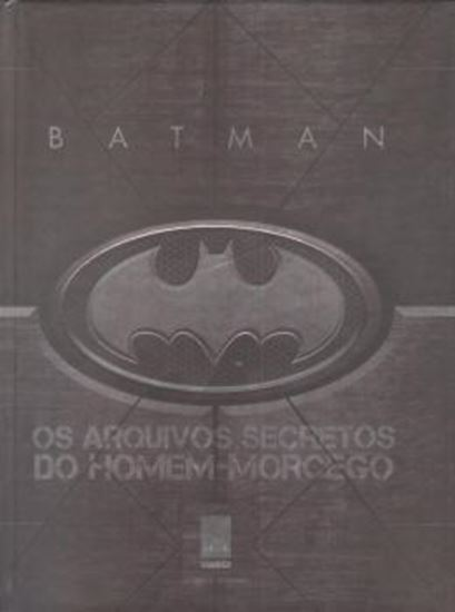 Picture of BATMAN - OS ARQUIVOS SECRETOS DO HOMEM-MORCEGO