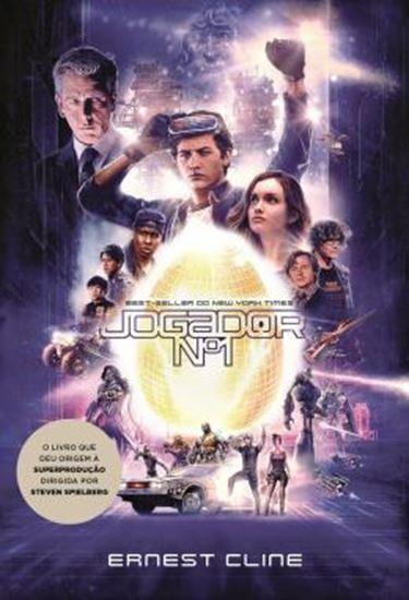 Picture of JOGADOR Nº 1 - CAPA DO FILME