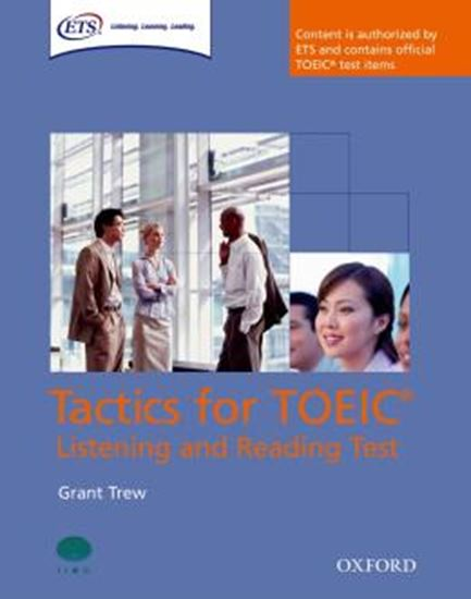 Picture of TACTICS FOR TOEIC LISTENING AND READING TEST SB