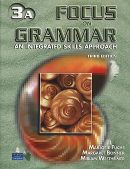 Picture of FOCUS ON GRAMMAR 3A STUDENT BOOK WITH CD - 3RD ED