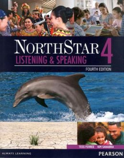 Picture of NORTHSTAR LISTENING & SPEAKING 4 SB WITH MYENGLISHLAB - 4TH ED
