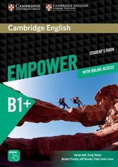 Picture of CAMBRIDGE ENGLISH EMPOWER INTERMEDIATE STUDENT´S BOOK WITH ONLINE ACCESS - 1ST ED