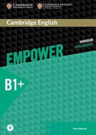 Picture of CAMBRIDGE ENGLISH EMPOWER INTERMEDIATE WORKBOOK WITH ANSWERS - 1ST ED