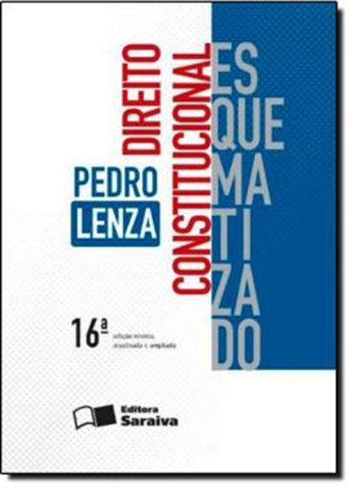 Picture of DIREITO CONSTITUCIONAL ESQUEMATIZADO - 16ª ED