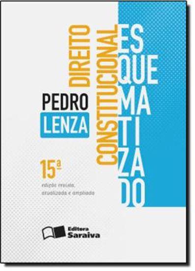 Picture of DIREITO CONSTITUCIONAL ESQUEMATIZADO - 15ª ED