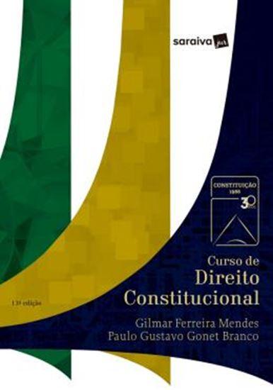 Picture of CURSO DE DIREITO CONSTITUCIONAL - 13ª ED