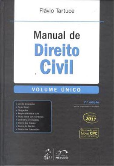 Picture of MANUAL DE DIREITO CIVIL - VOLUME UNICO - 7ª ED