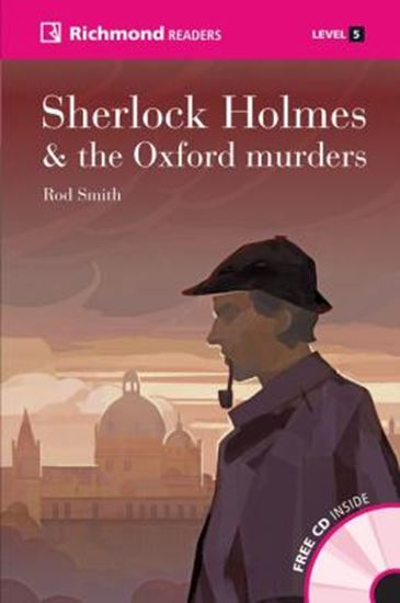 Picture of SHERLOCK HOLMES AND THE OXFORD MURDERS LEVEL 5