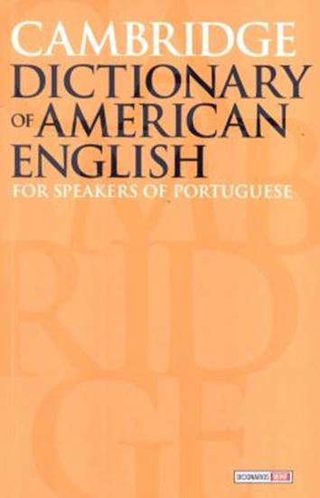 Picture of CAMBRIDGE DICTIONARY OF AMERICAN ENGLISH FOR SPEAKERS OF PORTUGUESE - 2ND ED