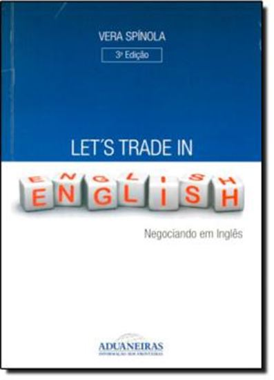 Picture of LETS TRADE IN ENGLISH - NEGOCIANDO EM INGLES - 3ª EDICAO