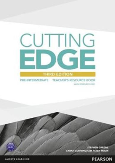 Picture of CUTTING EDGE PRE-INTERMEDIATE TEACHERS RESOURCE BOOK (WITH RESOURCES CD-ROM) - 3RD ED
