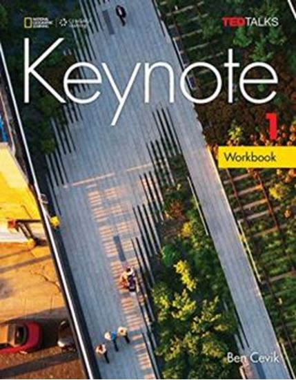 Picture of KEYNOTE 1 WORKBOOK - AMERICAN